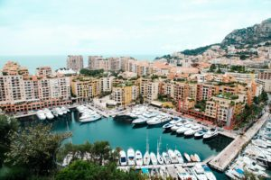 Port Monaco Luxury Mediterranean Desktop Wallpapers