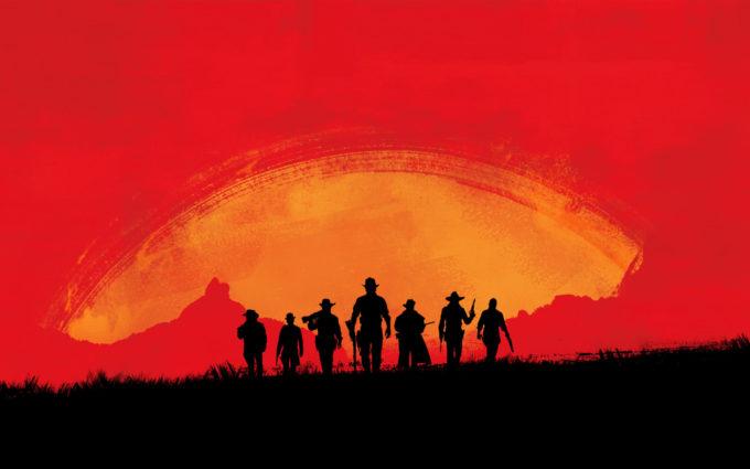 Red Dead Redemption 2 Desktop Wallpapers 2