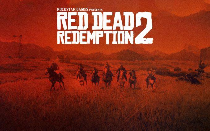 Red Dead Redemption 2 Desktop Wallpapers 3
