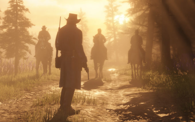 Red Dead Redemption 2 Desktop Wallpapers 5