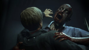 Resident Evil 2 Desktop Wallpapers 2