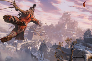 Sekiro Shadows Die Twice Desktop Wallpapers 2
