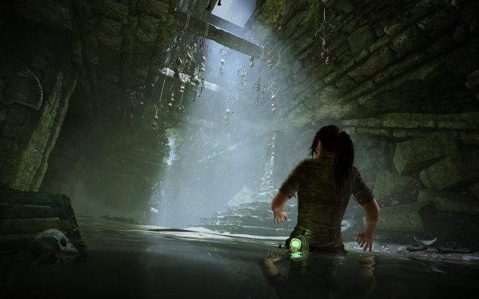 Shadow of the Tomb Raider Desktop Wallpapers 10