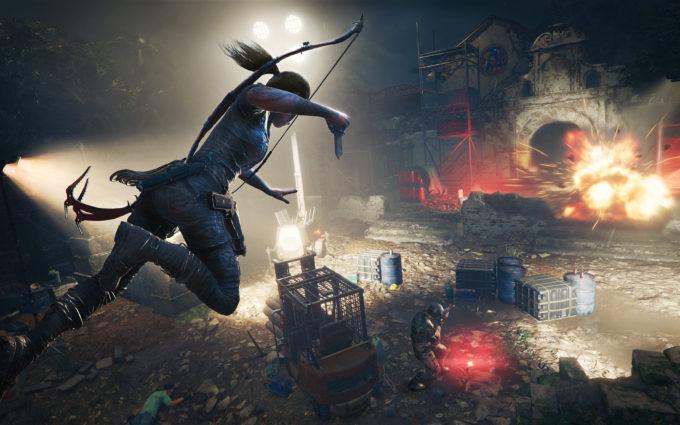 Shadow of the Tomb Raider Desktop Wallpapers 5