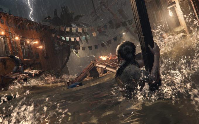 Shadow of the Tomb Raider Desktop Wallpapers 7