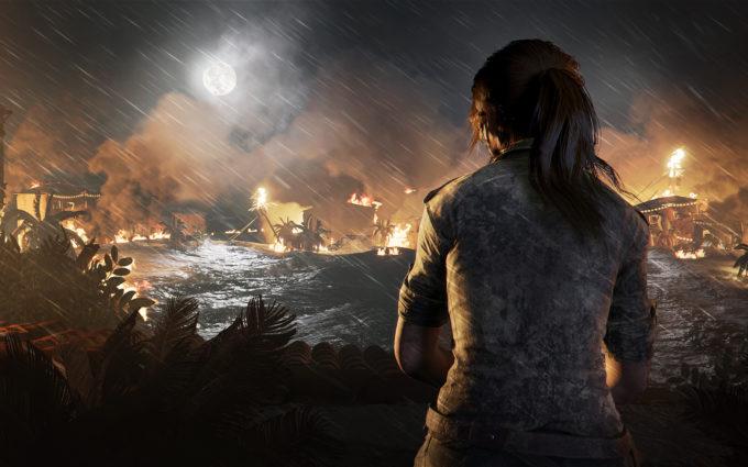 Shadow of the Tomb Raider Desktop Wallpapers 8