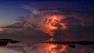 Thunderstorm Computer Wallpaper