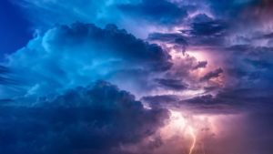 Thunderstorm Desktop Background