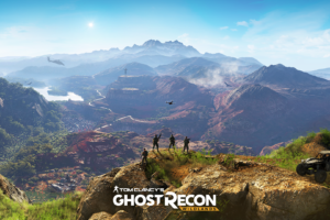 Tom Clancy Ghost Recon Wildlands Desktop Wallpapers 1