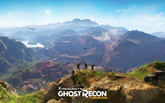 Tom Clancy Ghost Recon Wildlands Desktop Wallpapers 1
