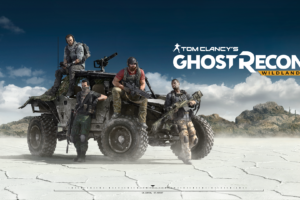 Tom Clancy Ghost Recon Wildlands Desktop Wallpapers 2