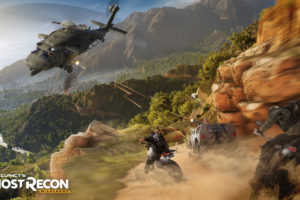 Tom Clancy Ghost Recon Wildlands Desktop Wallpapers 7