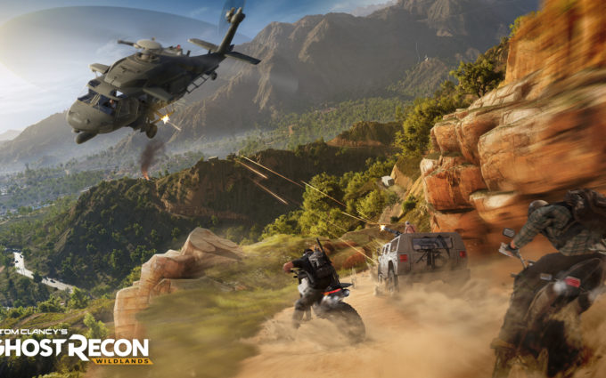 Tom Clancy Ghost Recon Wildlands Desktop Wallpapers 7