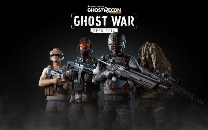 Tom Clancy Ghost Recon Wildlands GhostWar Desktop Wallpapers
