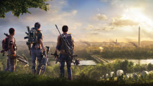Tom Clancy's The Division 2 Desktop Wallpapers 1