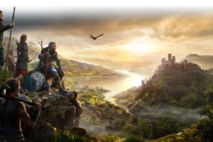 Assassin's Creed Valhalla Wallpaper 1