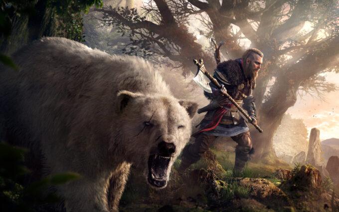 Assassin's Creed Valhalla Wallpaper 2