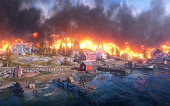 Battlefield V Wallpapers 8