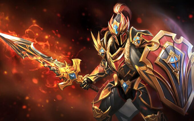 Dota 2 Background Wallpaper 5