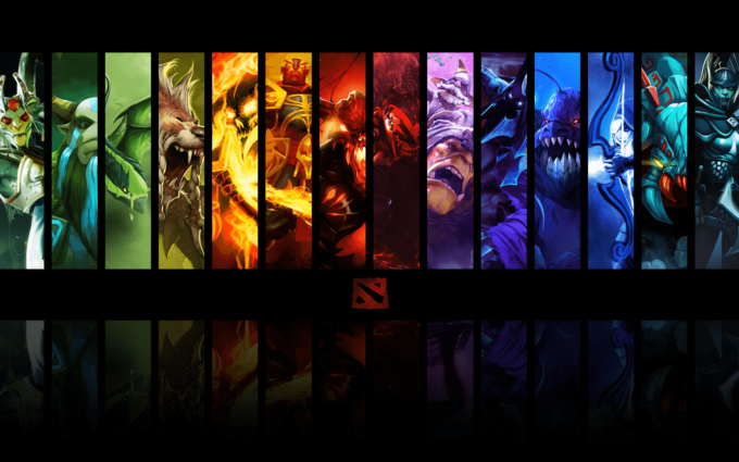 Dota 2 Background Wallpaper 9