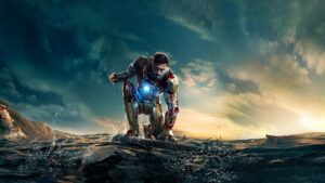 Tony Stark Iron Man 3 Wallpaper