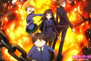 Accel World 10 Desktop Background Wallpapers