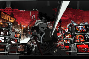 Afro Samurai 1 Desktop Background Wallpapers