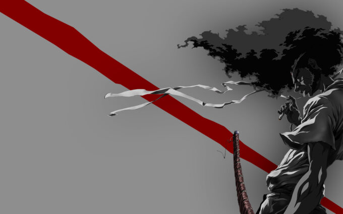 Afro Samurai 7 Desktop Background Wallpapers