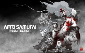 Afro Samurai 8 Desktop Background Wallpapers