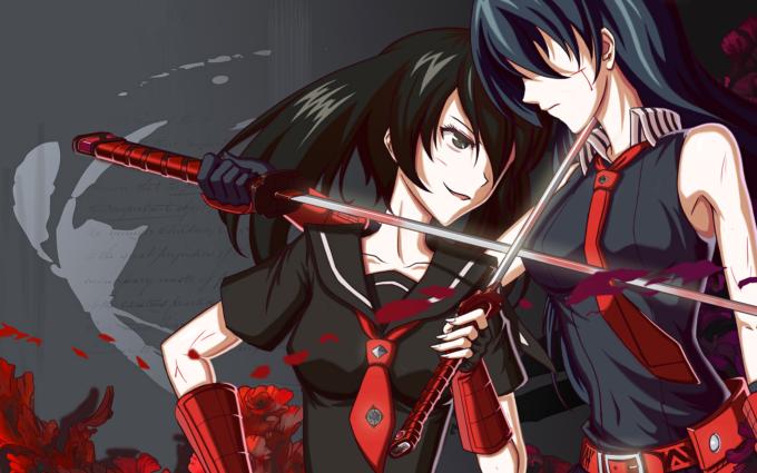 Akame ga Kill! 105 Desktop Background Wallpapers