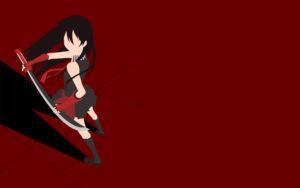 Akame ga Kill! 127 Desktop Background Wallpapers