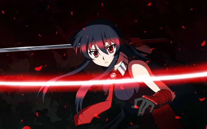 Akame ga Kill! 128 Desktop Background Wallpapers