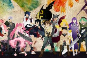 Akame ga Kill! 157 Desktop Wallpapers