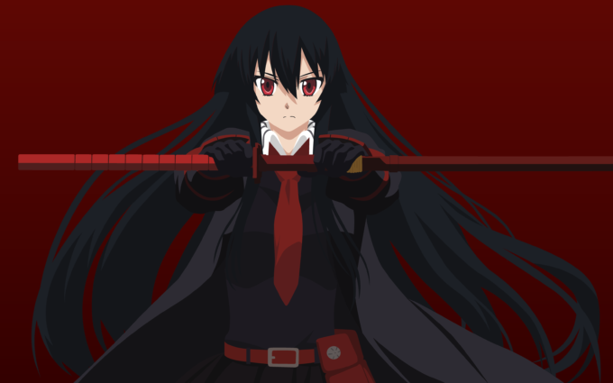 Akame ga Kill! 189 Desktop Wallpapers
