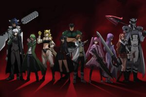 Akame ga Kill! 23 Desktop Background Wallpapers