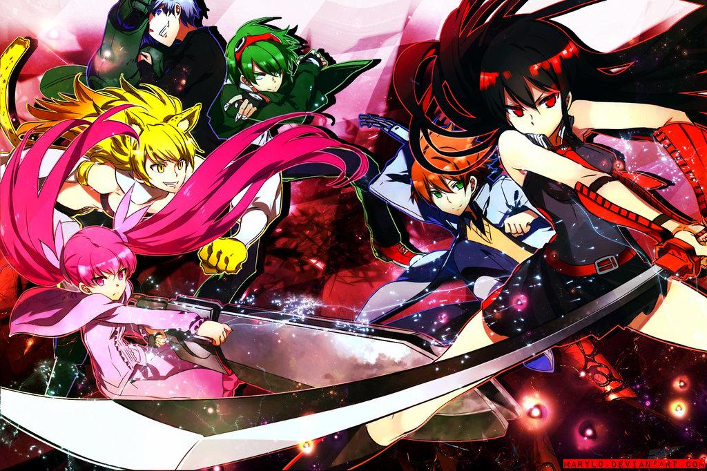Akame ga Kill! 3 Desktop Background Wallpapers - Computer ...
