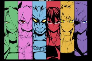 Akame ga Kill! 4 Desktop Background Wallpapers