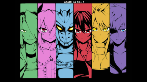 Akame ga Kill! 50 Desktop Background Wallpapers