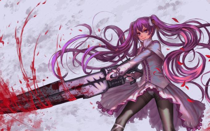 Akame ga Kill! 52 Desktop Background Wallpapers