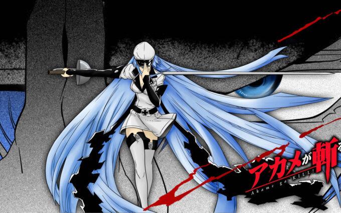 Akame ga Kill! 59 Desktop Background Wallpapers