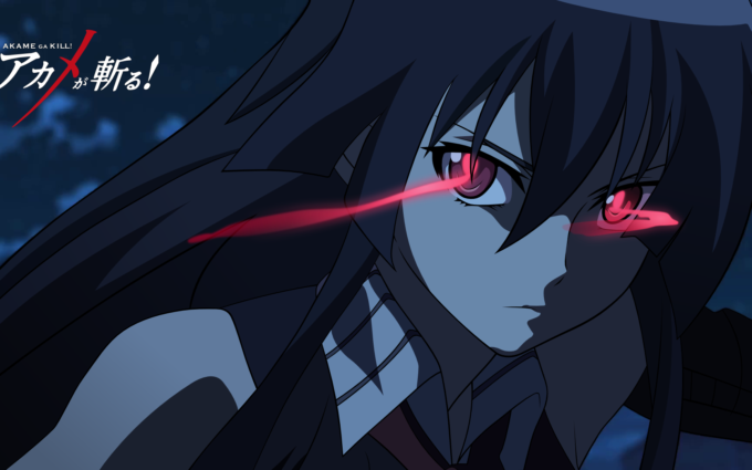 Akame ga Kill! 6 Desktop Background Wallpapers