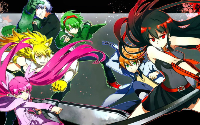 Akame ga Kill! 88 Desktop Background Wallpapers