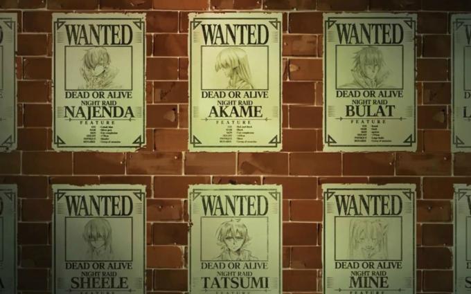 Akame ga Kill! 91 Desktop Background Wallpapers