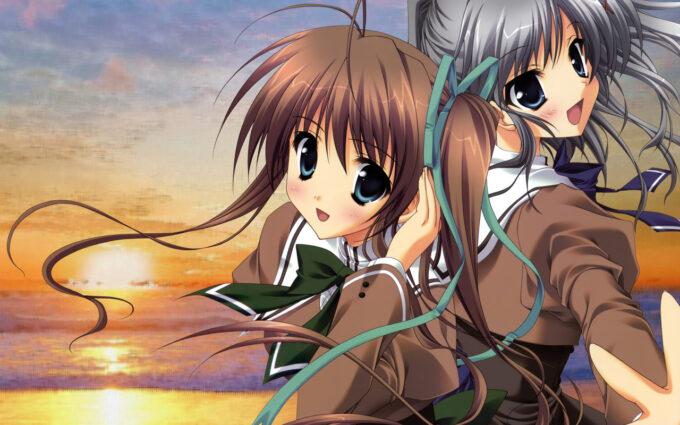 Akaneiro Ni Somaru Saka 2 Desktop Background Wallpapers
