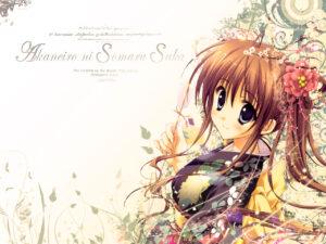 Akaneiro Ni Somaru Saka 4 Desktop Background Wallpapers