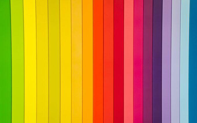 Color Text Desktop Wallpapers