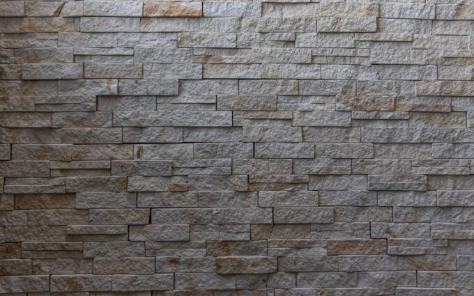 Gray Stone Wall Desktop Wallpapers