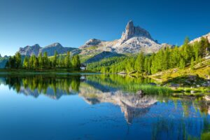 Landscape Photography Of White Mountain Desktop Wallpapers
