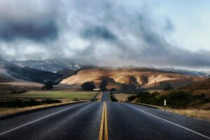 Road Landscape Mountains Nature Desktop Wallpapers