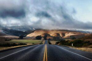 Road Landscape Mountains Nature Desktop Wallpapers